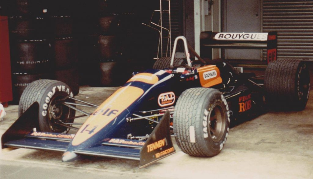AGS JH23 1988 Silverstone
