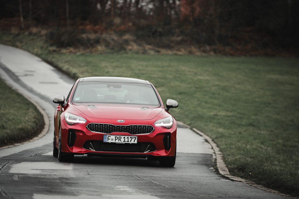 Unterwegs mit dem Kia Stinger GT 3.3 TDI AWD (2019)
