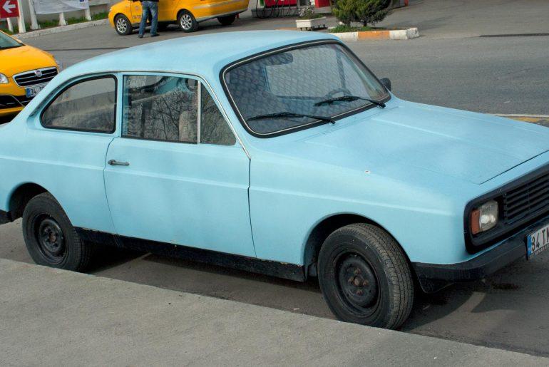 Anadol A1 von 1972