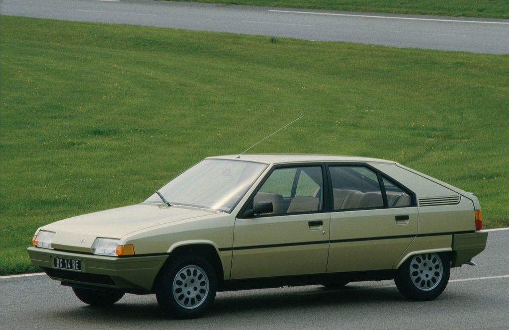 Citroën BX von 1982