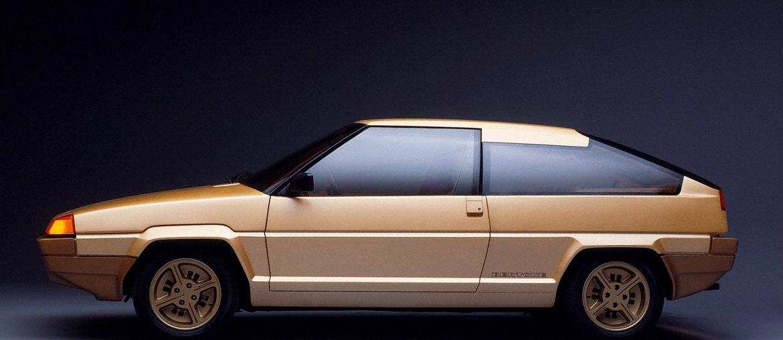 Volvo Tundra – Studie von 1979