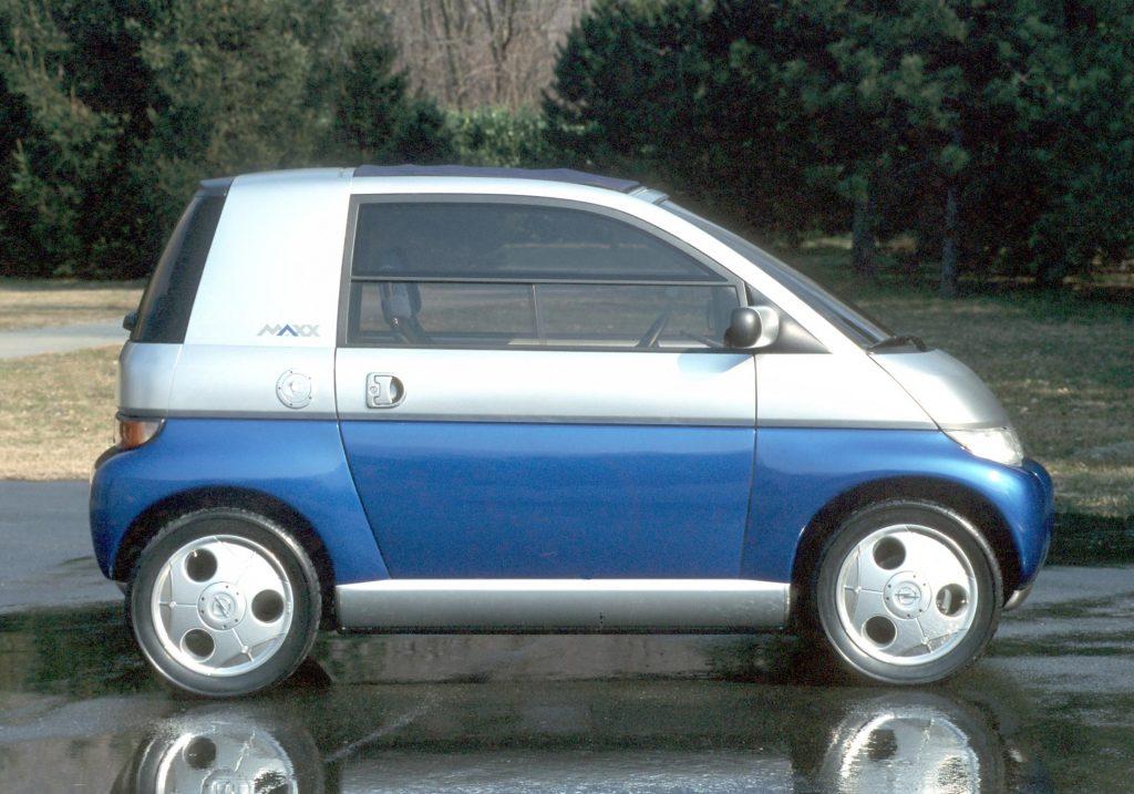 Opel MAXX - Studie von 1995