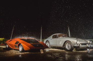Lancia Stratos Zero - die Studie