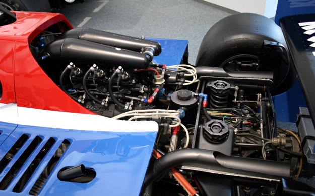 Der Honda RA163E Formel 1 Turbo